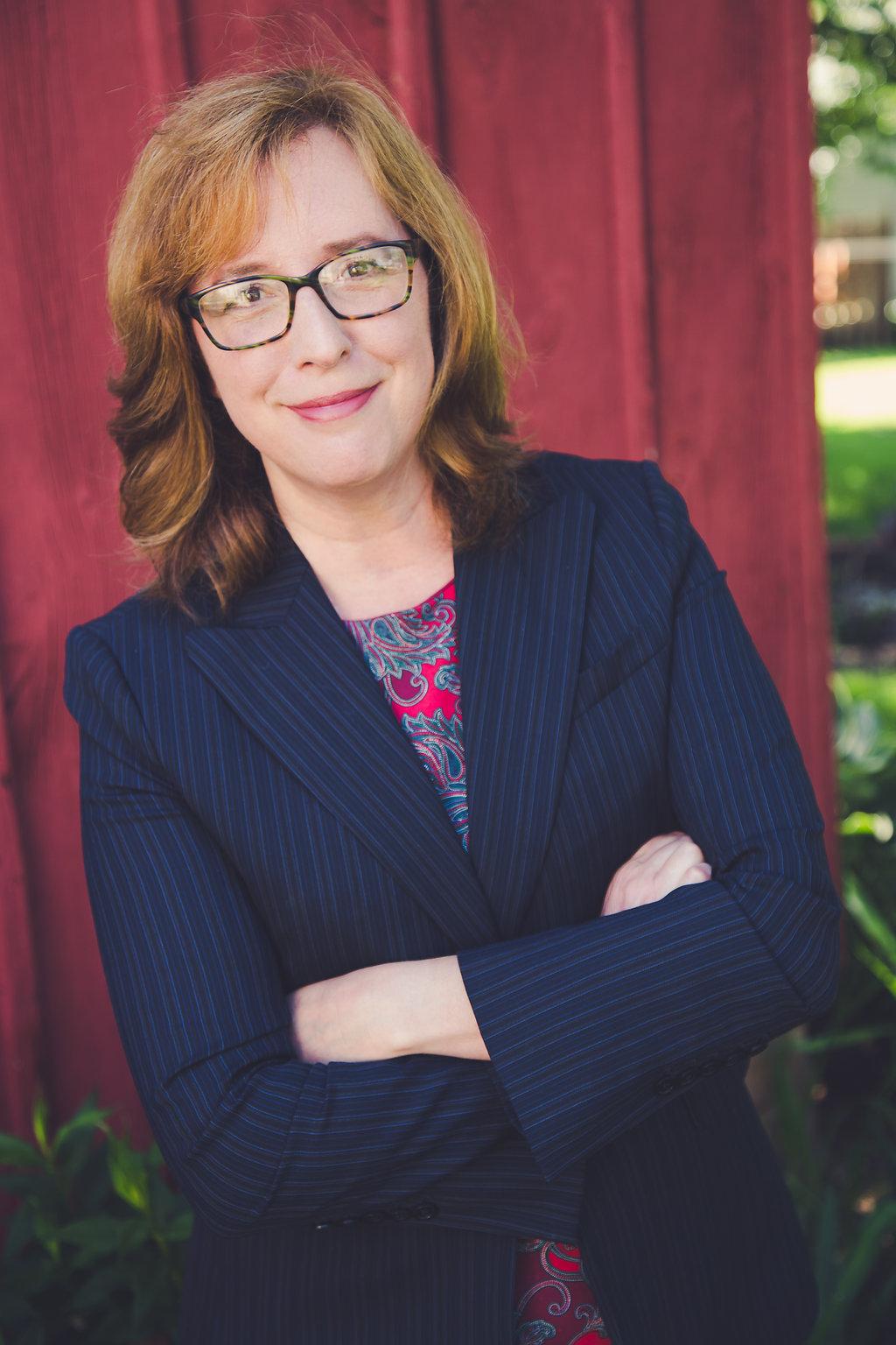 Anne Palzkill - Principal