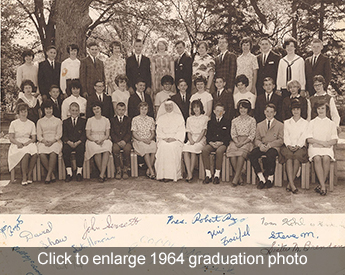 Alumni Photo Class of 1964